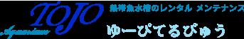 東京や神奈川の水槽レンタル(熱帯魚・海水魚)のことなら『ゆーぴてるびゅう』。